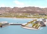 הדמיית בתי מלון חדשים בים המלח