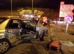תאונה בכביש 38