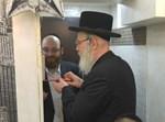 """ח""""כ ישראל אייכלר עם מוטי קליין ז""""ל"""