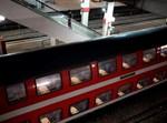 רכבת ישראל בתחנת תל אביב, צילום: תומר נויברג, פלאש90