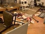 זירת הפיגוע במונסי