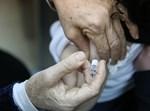 חיסון נגד שפעת. אילוסטרציה