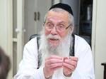 הרב רפאל וולף. צילום: יעקב לדרמן