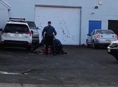 מעצר חשוד עם נשק בלייקווד