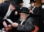 הזקן מקומה ראשונה (הרב אדשלטיין בחנוכה האחרון)