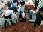 בית קברות, צילום אילוסטרציה