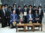דייני בית הדין הגדול, הרבנים הראשיים והנשיא (יעקב כהן)