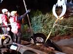 בן 72 אותר מת ברכבו המוצף בבנימינה