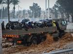 חילוץ אזרחים בנהריה
