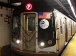 הרכבת התחתית בניו יורק