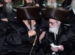 """חתונת בן הגר""""ז ארנסטר עם נכדת הרבי מנדבורנה חיפה"""