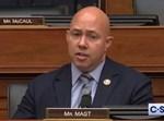 בריאן מאסט בקונגרס