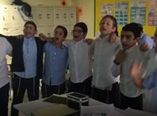 ילדי מיאמי שרים יענקלה הכונס