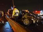 תאונה קטלנית בכביש 4 סמוך ליבנה
