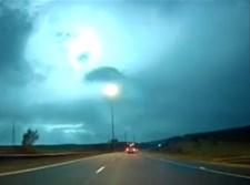 האור הכחול שנצפה