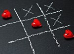 לב אדום תמונת אילוסטרציה