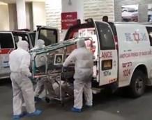 פינוי הפועל הסיני לבית החולים עם חשש לקורונה