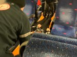 פקח הציל חיי נוסעת ברכבת