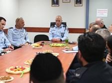"""ניצב דורון ידיד בפתיחת מש""""ח בירושלים"""