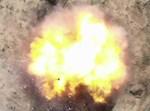 פיצוץ בלון נפץ