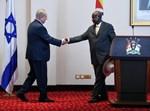 נתניהו עם מנהיג סודן