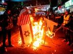 מחאות הפלסטינים נגד תכנית המאה