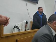 הרב ברלנד בבית המשפט