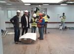 הקמת המרכז לאשפוז חולי קורונה