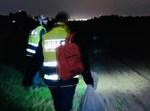 החילוץ של המתנדבים