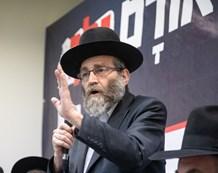 משה גפני בהשקת הקמפיין