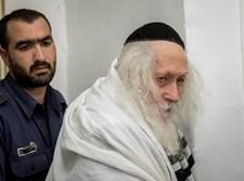 הרב אליעזר ברלנד במעצר