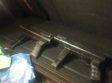 כלי הנשק שנמצאו