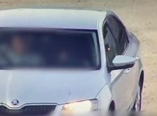 ילדה בת 10 נוהגת ברכב