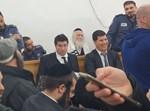 הרב ברלנד בדיון בבית המשפט