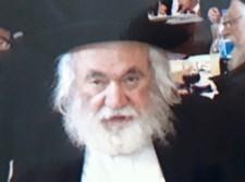 """הרב משה גוטסמן ז""""ל"""