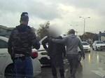 מעצר נהג על הכביש