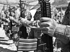 לוחמים באפגניסטן