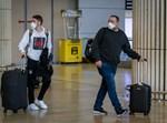 ישראלים חוששים מהקורונה בשדה התעופה