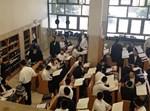 """הגרמ""""ד סולובייצ'יק בביקור בישיבת בריסק"""