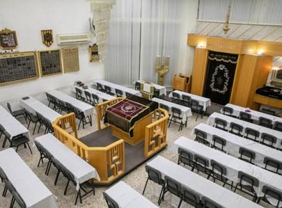 בית הכנסת היכל זאב בבני ברק