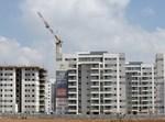 בנייני מגורים בבניה, אילוסטרציה