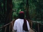 אישה מוסלמית