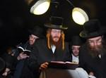 הרבי מקאליב בציון מייסד השושלת