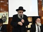 """הילולת רבי יצחק בן וואליד בת""""ת משכן יצחק החדש"""