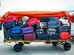 מזוודות בדרכן למטוס. אילוסטרציה