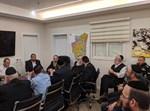 התייעצות בעיריית בני ברק בנושא הקורונה