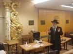 """הגר""""ד יוסף ביקש מהלומדים לסגור את הגמרות וללכת"""