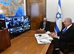 ישיבת ממשלה באמצעות וידאו