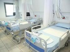 מיטות בבית חולים