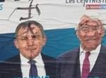 כרזות אנטישמיות בצרפת